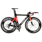 2009 Specialized S-Works Tarmac SL,  Cervelo S2,  Argon 18 E-114,  Trek
